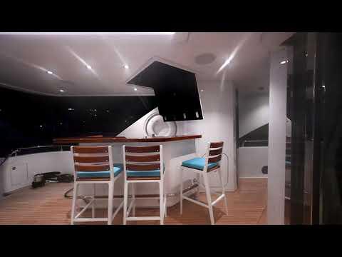 Westport 125' Raised Pilothouse video