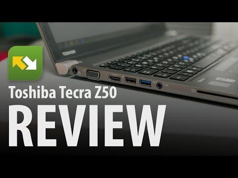 Toshiba Tecra Z50 : Review