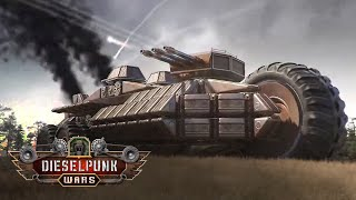Dieselpunk Wars - Kickstarter Trailer