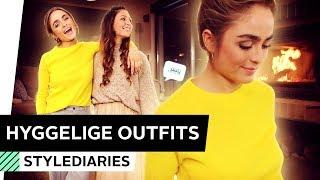 Outfits Für Den Hygge Lifestyle Mit Sofia & Kira Bejaoui – Stylediaries 2017 | OTTO