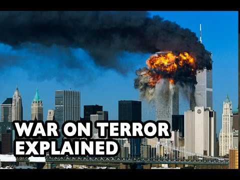 war on terror explained in minutes