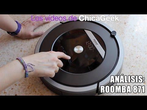 ROOMBA 871 | Análisis - Review | En español