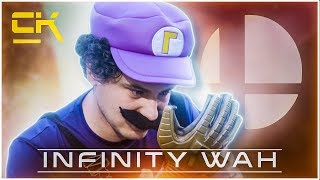 SUPER SMASH BROS. INFINITY WAH - THE BEGINNING - A Smash Bros and Avengers Crossover