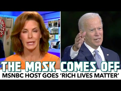 MSNBC Host Goes 'Rich Lives Matter'