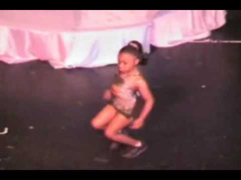 This little girl can Dance!!