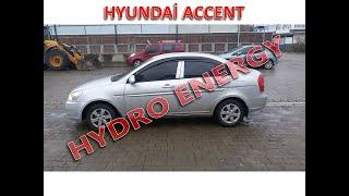 Hyundai Accent hidrojen yakıt sistem montajı