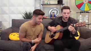 Jake Miller SINGS  'Parties' And 'Overnight' | The Ear.ly Show!