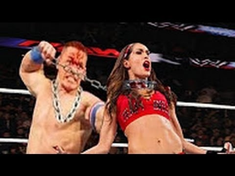 Download WWE John Cena Vs Nikki Bella Full Match 2017 || John Cena And Nikki Bella Vs Ellsworth And Carmella HD Mp4 3GP Video and MP3