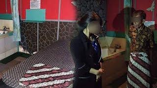 Satpol PP Razia Tempat Spa di Tebet: Kalau Begini Udah Tanda Kutip