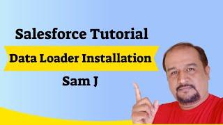 Salesforce Tutorial - Data Loader Installation On Windows - with Zulu Open JDK