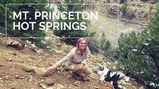 What to do at Mt. Princeton, Colorado!