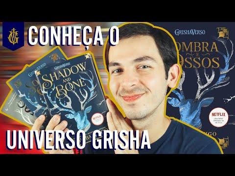 SOMBRA E OSSOS - Leigh Bardugo (Sombra e Ossos, #1)