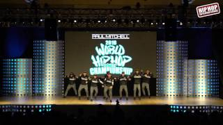 Connection - Mexico (Adult Division) @ #HHI2016 World Semis!!