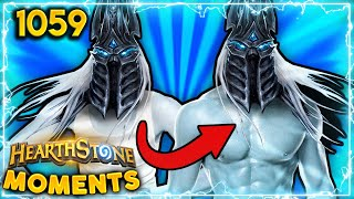 Making Your Opponent Stronger Is A Bad Idea | Hearthstone Daily Moments Ep.1059