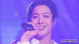 "171202 Kim Hyun Joong 김현중 - Because I'm stupid(acoustic ver.) @ ""HAZE"" World Tour in Seoul"