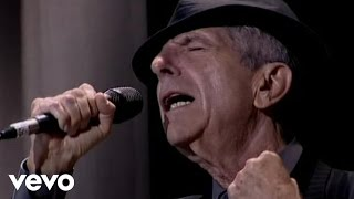 Leonard Cohen - Hallelujah (Live In London)