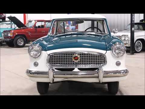 1957 Nash Metropolitan for Sale - CC-1055979