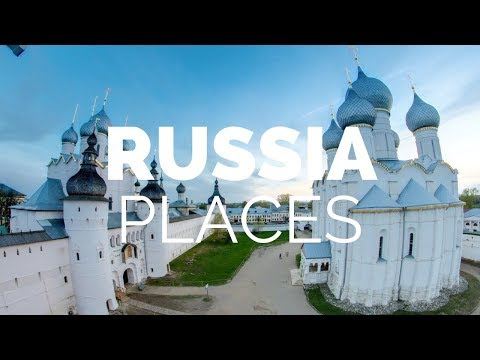 10 Best Places to Visit in Russia - Travel Video