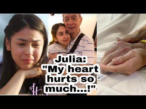 Julia Barretto, Sobrang Emosyonal sa Pagpanaw Ng Lolo Niya! MENSAHE Para Sa Kanyang Lolo, Alamin.
