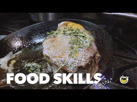 This 36-Ounce Ribeye Is a Thing of Beauty | Food Skills
