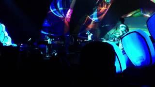 Animal Collective - Cobwebs (Live - ATX 9/28/12)