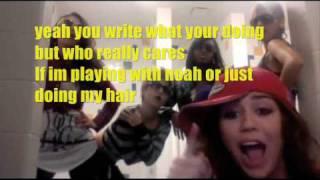 Miley Cyrus Goodbye Twitter rap Lyrics