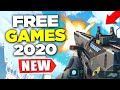 The FREE Games to Play NOW in 2020 (NEW Games)