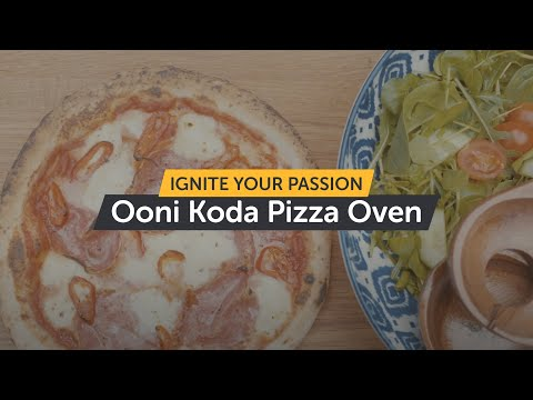 Ignite your pizza passion with Ooni Koda