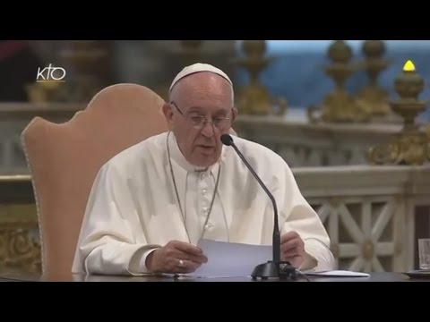 Jubilé des prêtres : 3ème réflexion du pape François