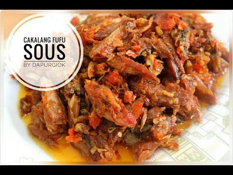 Video Cakalang Sous - Resep dan Cara Membuat Ikan Cakalang Fufu Sous Khas Manado