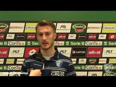 Preview video Le parole di Alfredo Donnarumma e Ismael Bennacer al termine di Cesena-Empoli