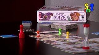 Video-Rezension: Magic Maze