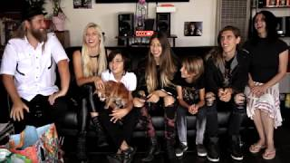 Liliac Family Rock Bands Sizzle Reel (long Version)