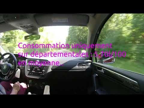 VOLKSWAGEN Tiguan 2.0 TDI 150ch Carat DSG7 Euro6d-T