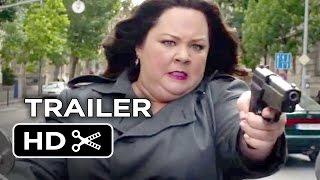 Trailer of Spy (2015)