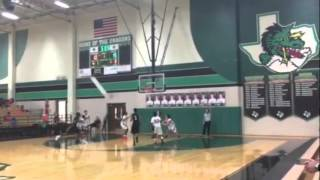 Frisco Liberty Redhawks JV Boys Highlights Nov Dec 2015