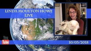 Linda Moulton Howe LIVE  100318