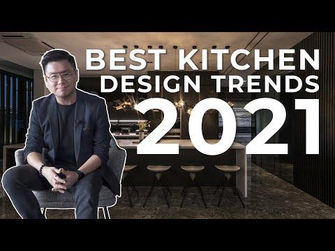 Top10 Best Kitchen Design Trends 2021|Kitchen Tips & Inspirations|NuInfinityxOppein| Interior Design