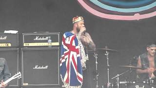 Turbonegro - I Got Erection (Hellfest 2012) [HD]
