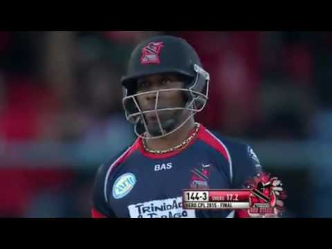 Kamran Akmal Stars as Trinidad & Tobago Red Steel wins their Maiden CPL T20 Title - HD