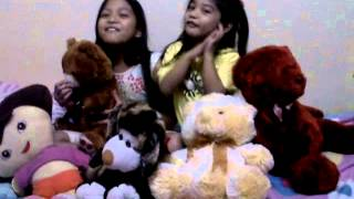 He Never Sleep ,Don Moen Cover by: Ella & Lei