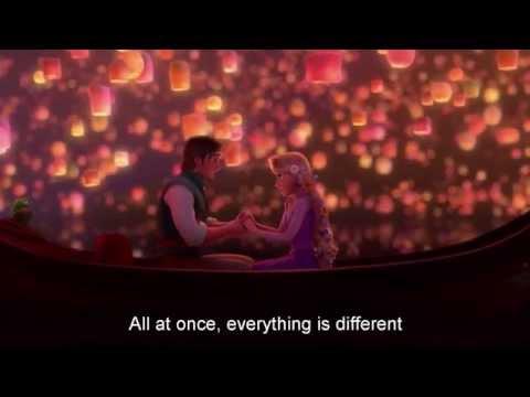 I see the light (Tangled) HD English Subtitles