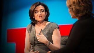 Gambar cover Sheryl Sandberg: So we leaned in ... now what?