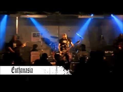 Euthanasia - Euthanasia - Law for Burnt to Death  (Live - Teplická rocková no