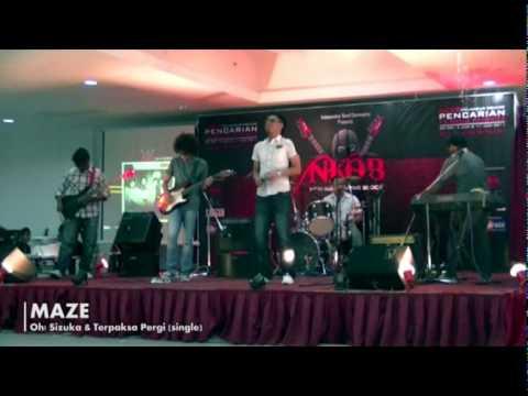 MAZE - Oh! Sizuka & Terpaksa Pergi (single)