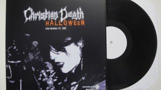 Christian Death – The Doll's Theatre | Halloween  Live October 31, 1981