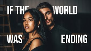 JP Saxe - If the World Was Ending | Cover by Johnny Edlind ft. Joanné Nugas