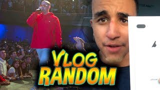 IPHONE 8, BAD BUNNY, CATALUÑA Y MI CASA | VLOG RANDOM