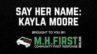 APTP Rolls Out M.H. First: Community First Response in Oakland