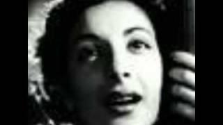 Badi Barbadiyan Lekar (Dhun - 1953) - Lata Mangeshkar